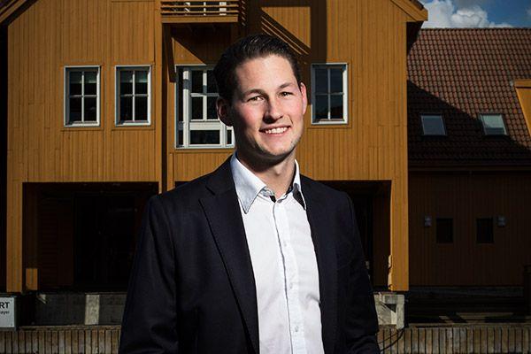 Lars Hauge EXBO Kristiansand