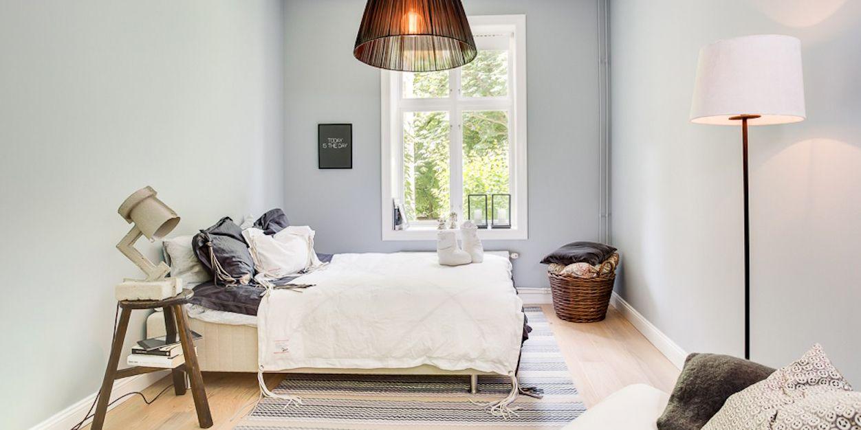 Norsk bolig som skal selges.