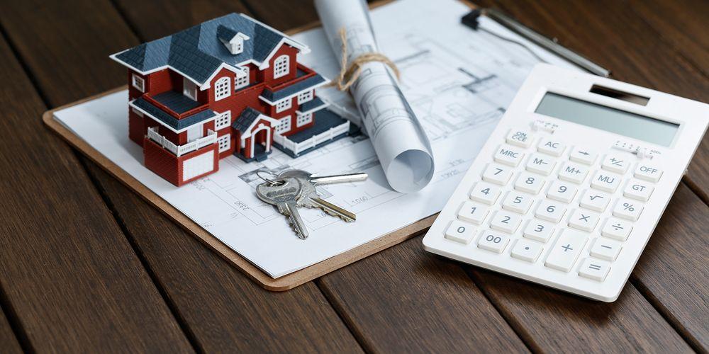 Illustrasjon av utgifter man må ut med i forbindelse med boligkjøp