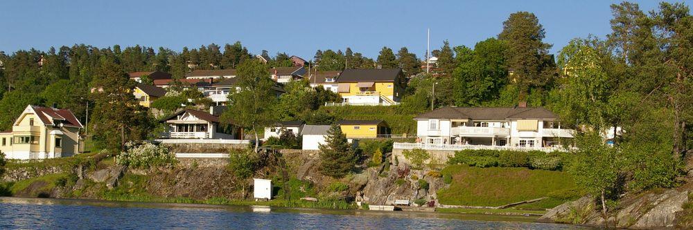Kolbotn er idyllisk plassert ved fjorden i Akershus