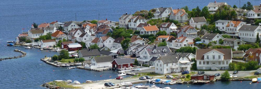 Sommer i idylliske Kragerø