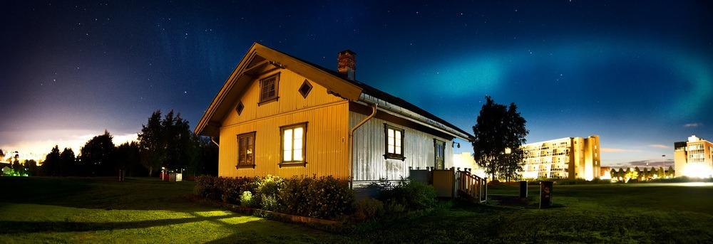 Som eiendomsmegler i Lillestrøm er det neppe stor sjanse for å selge Lurkahuset, byens eldste hus