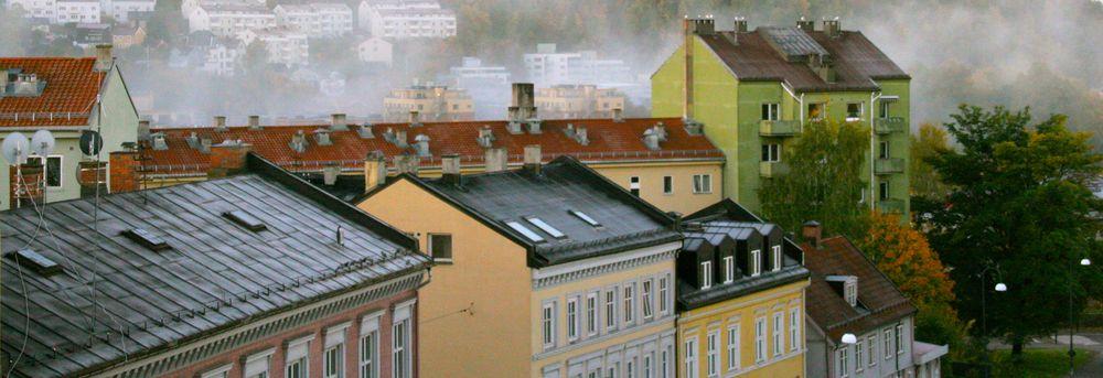 Boliger på Vålerenga i Bydel Gamle Oslo
