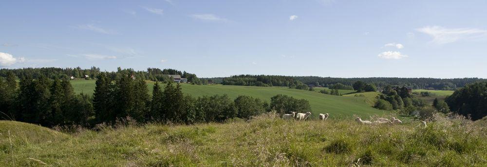 Landlig sted i Rakkestad kommune