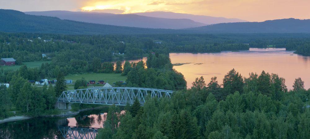 Rena i Åmot kommune i Hedmark