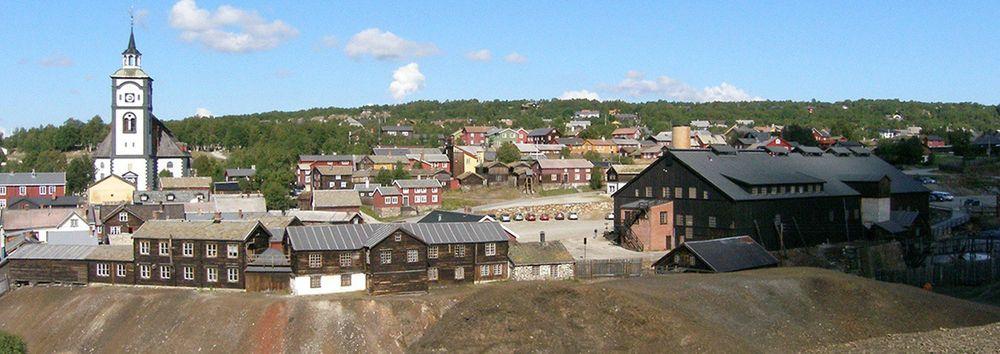 Røros er kjent for mange nordmenn, blant annet fra TV-serien «Jul i Blåfjell»