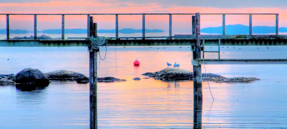 Årefjorden i Rygge kommune