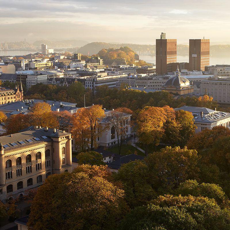 Bilde fra Oslo