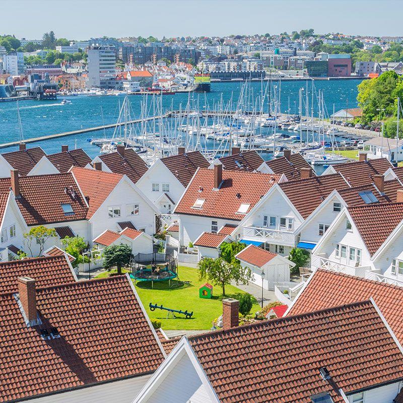 Bilde fra Stavanger