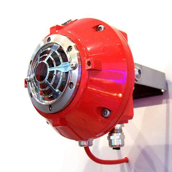 Flamdetektorer för UV-ljus