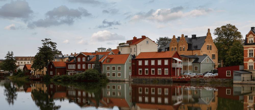 Hitta larm i Eskilstuna