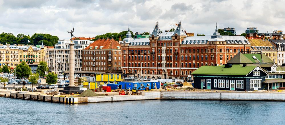 Hitta larm i Helsingborg