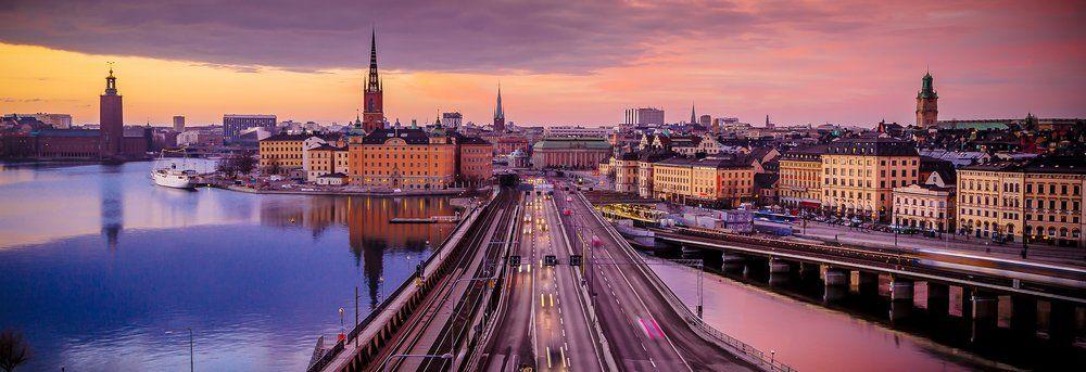 Hitta larm i Stockholm