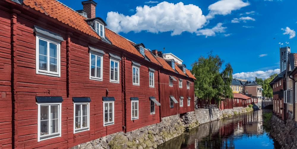 Hitta larm i Västerås