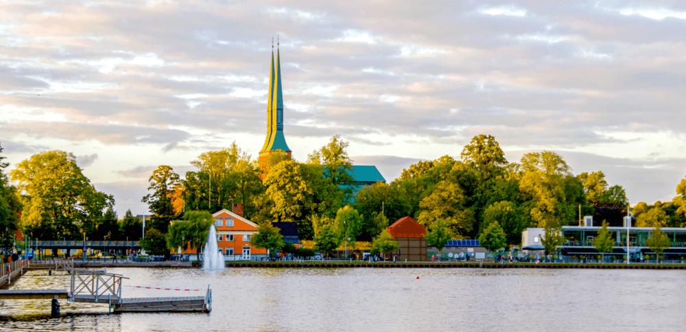 Hitta larm i Växjö