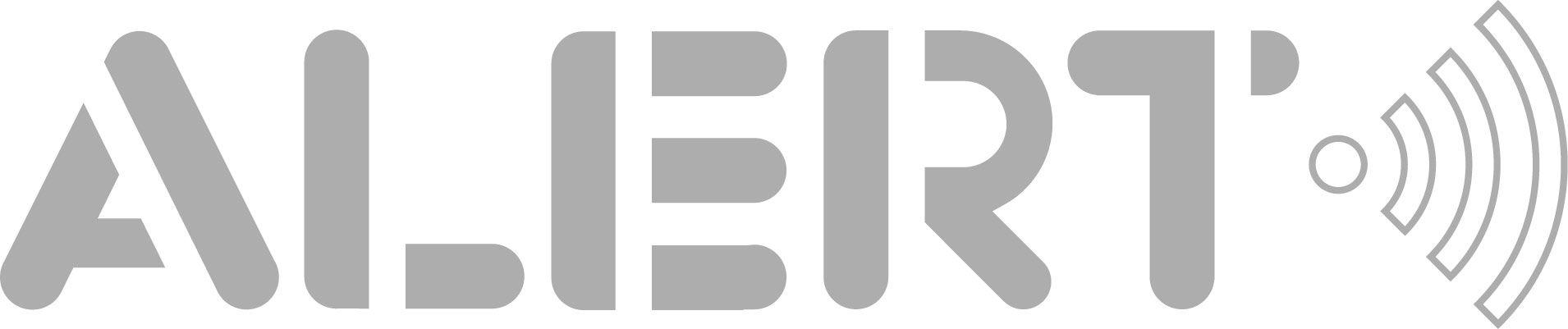 Larmbolaget Alert Alarms logotyp