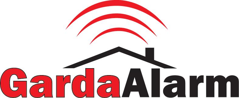 Larmbolaget Garda Alarms logotyp