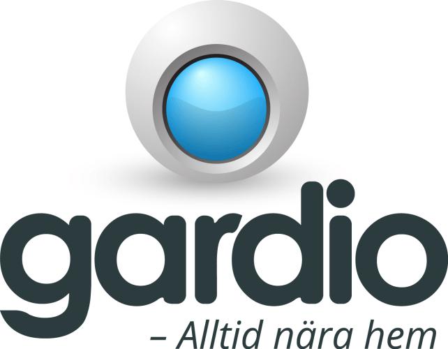 Larmbolaget Gardios logotyp