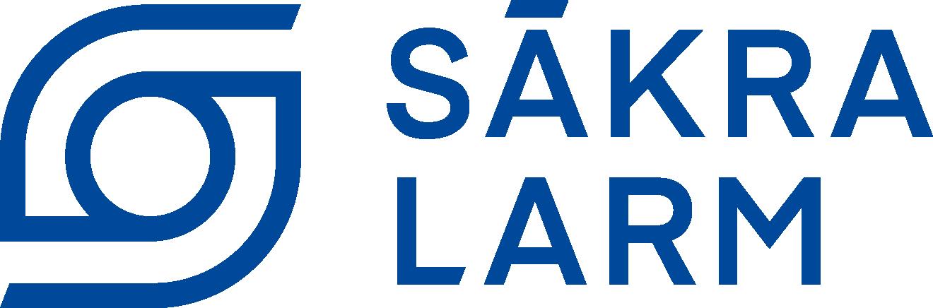 Säkra Larm logo
