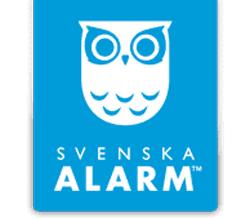 Larmbolaget Svenska Alarms logotyp