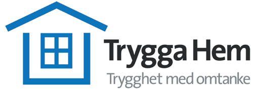 Larmbolaget Trygga Hems logotyp