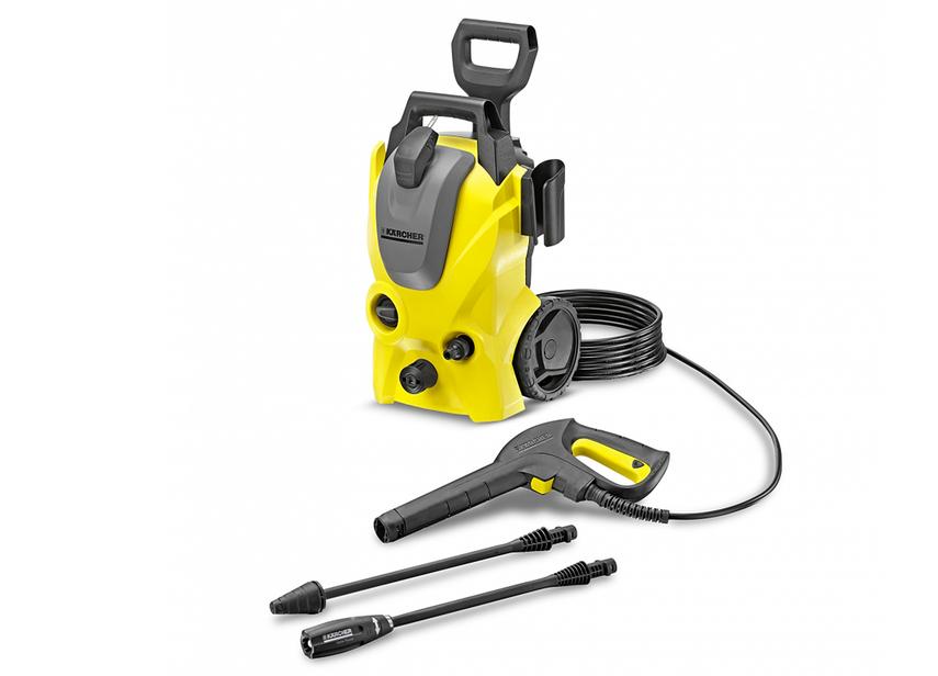 Test: Kärcher K2 Compact