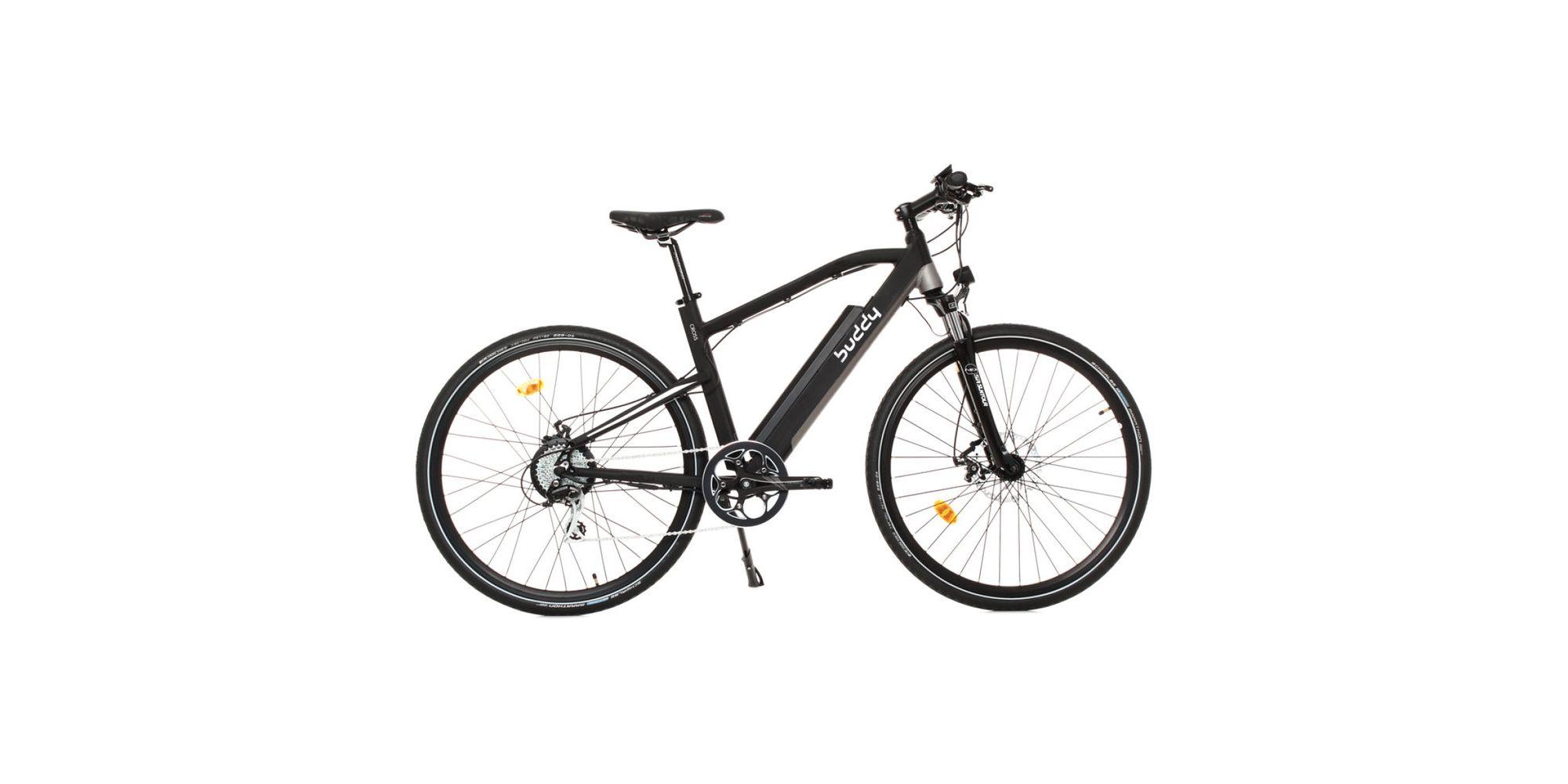 TEST: Buddy Bike Ui5 M elsykkel