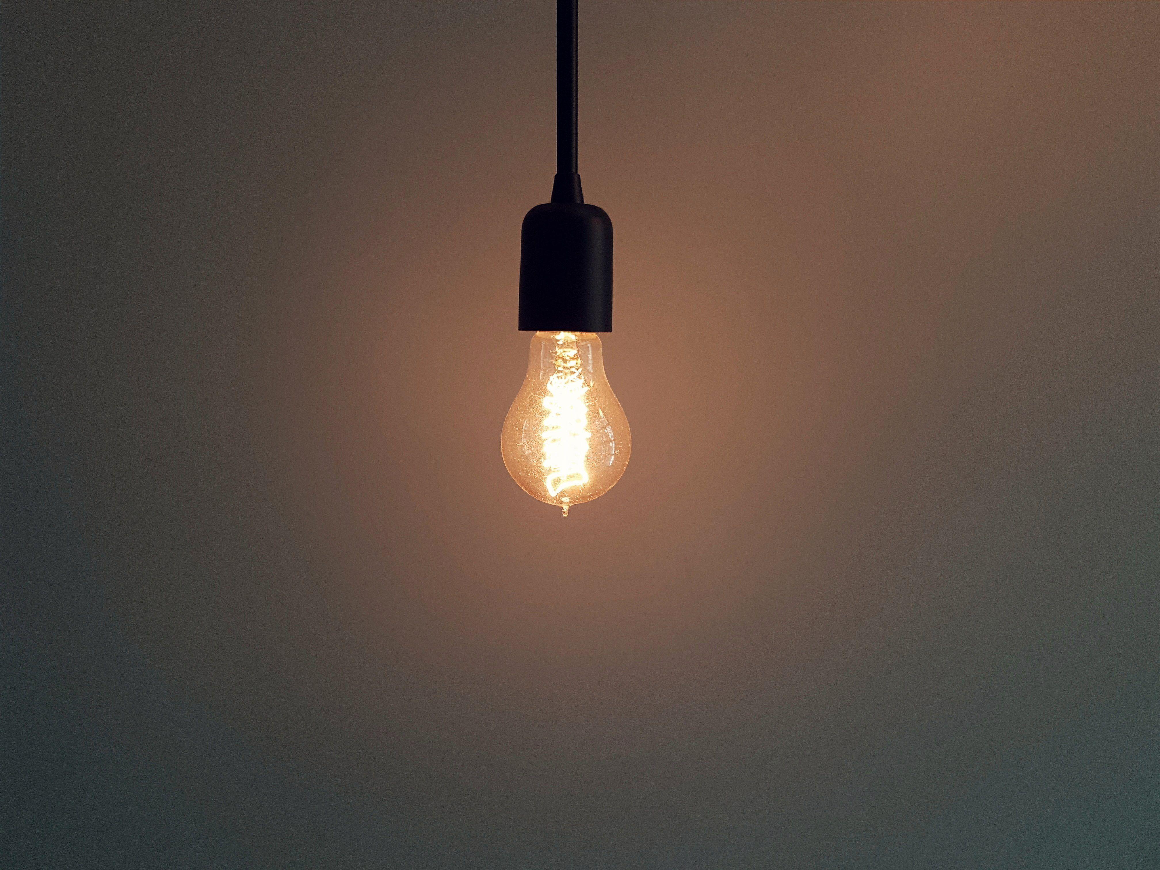 Leveringspliktig strøm Elektrisitet Nettleverandør Lyspære