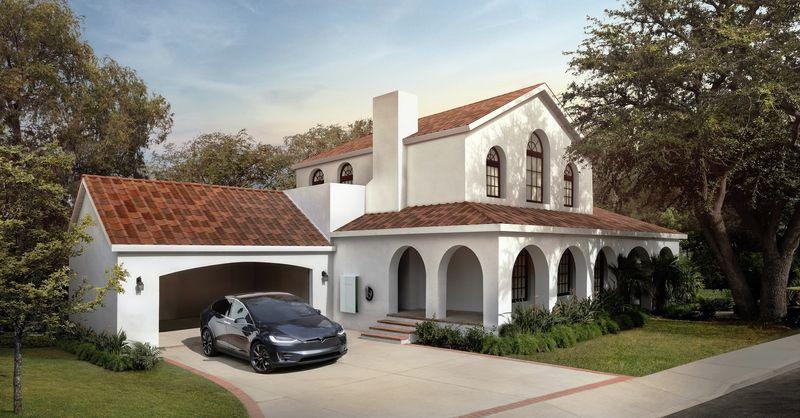 Tesla Solar Roof (solcelletak)