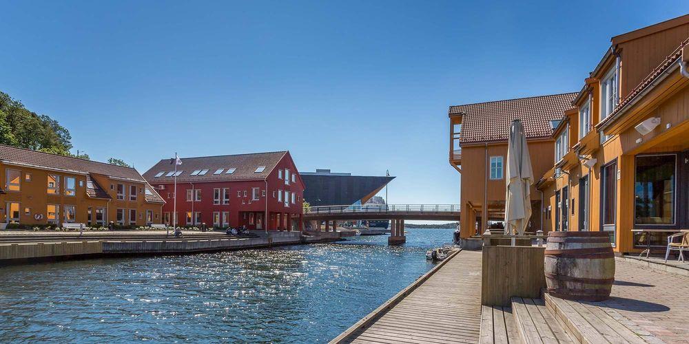 Kristiansand, strøm