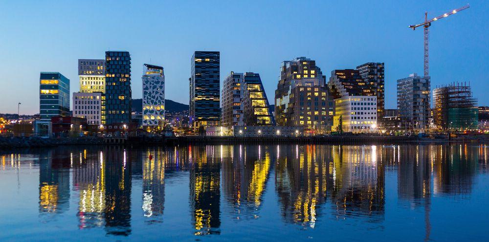 Oslo, strøm