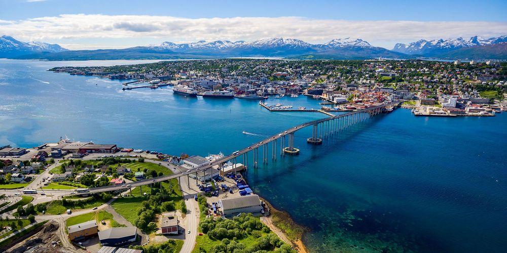 Tromsø, strøm